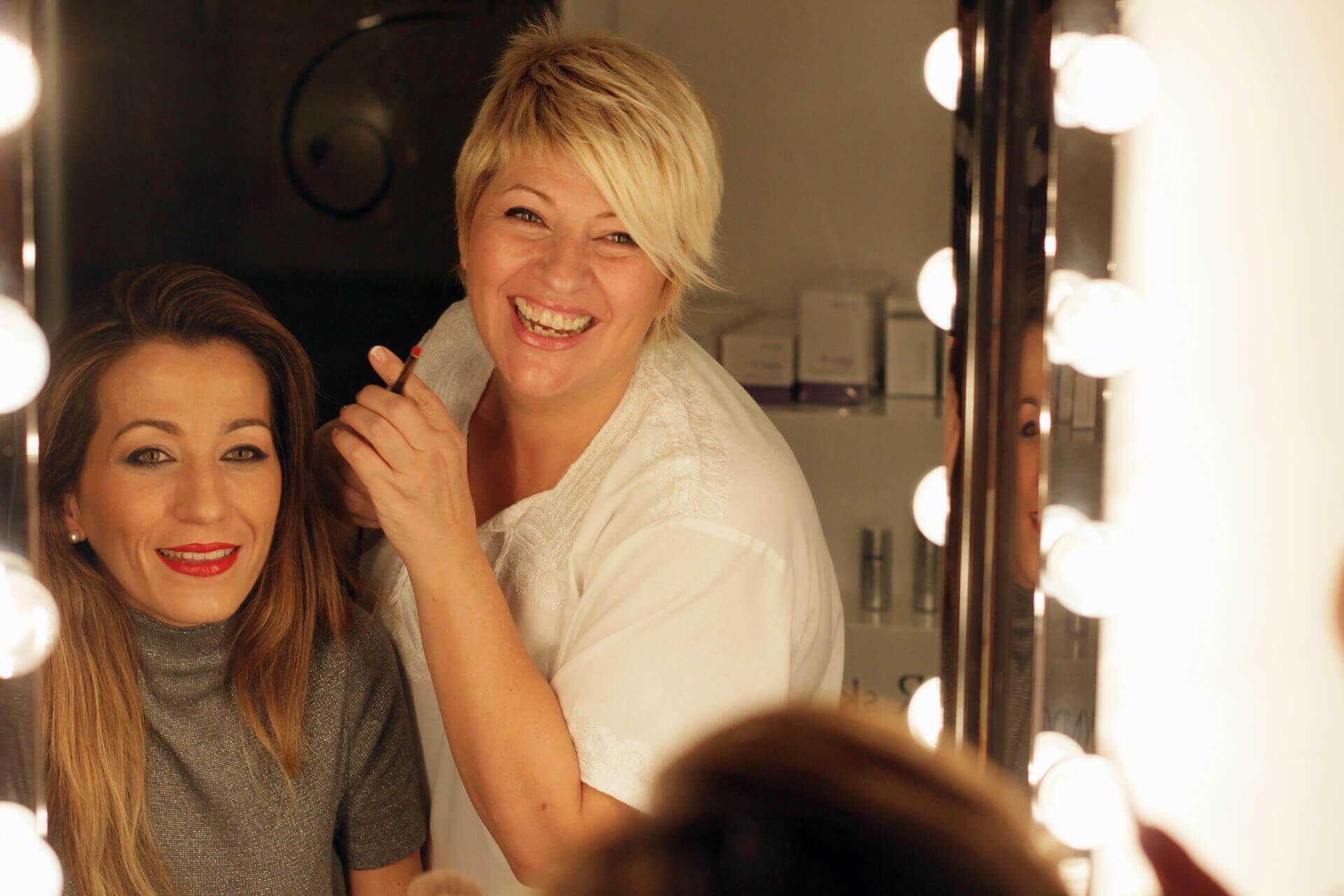 Auto-maquillaje Zen Spa Getafe