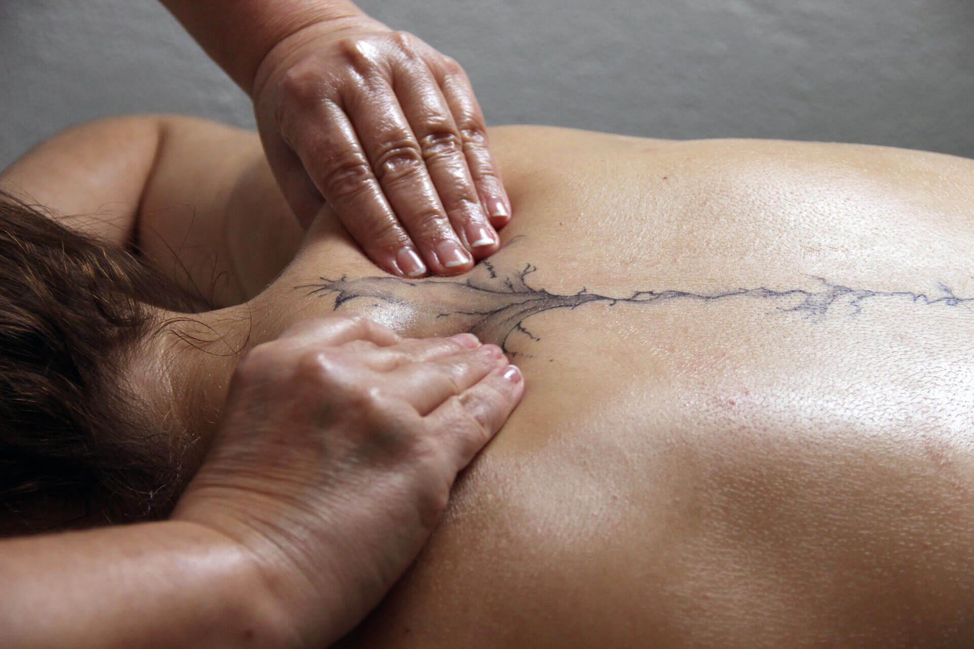 Curso de masajes
