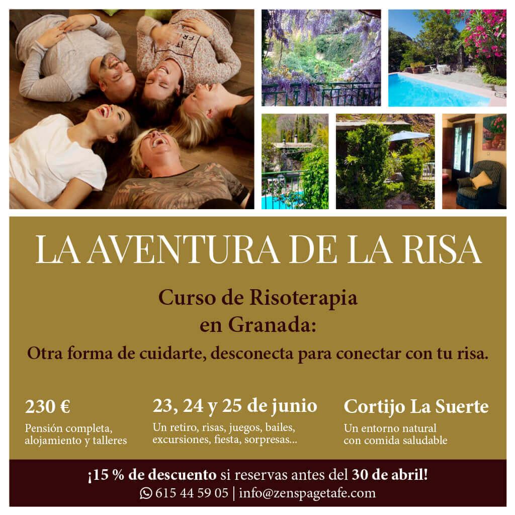 Risoterapia Granada